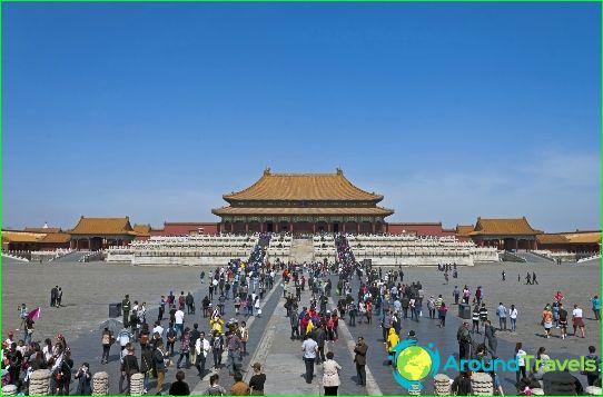 Matkailu Kiinassa