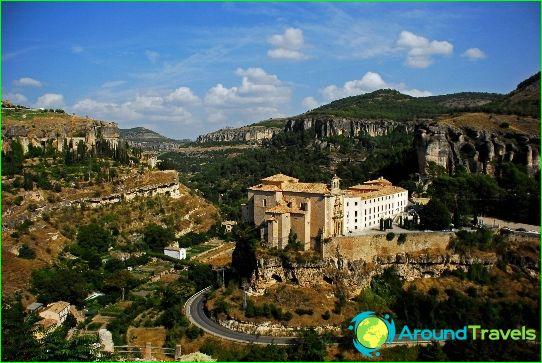 Matkailu Espanjassa