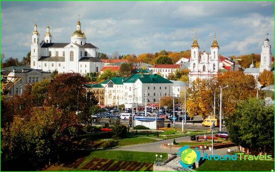 Toerisme in Wit-Rusland