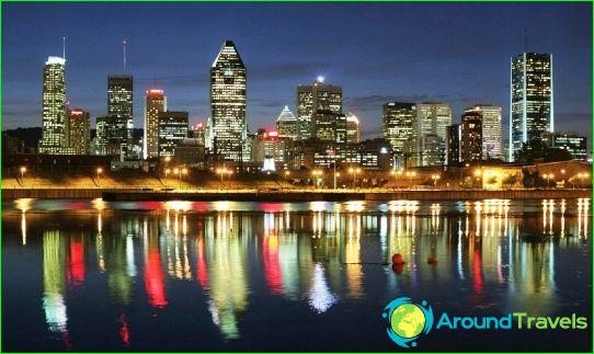 Toerisme in Canada