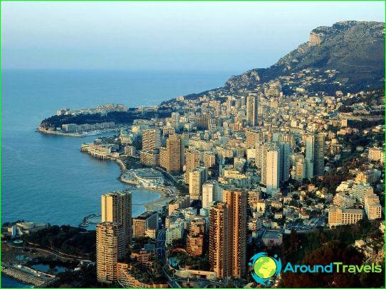 Tours in Monaco