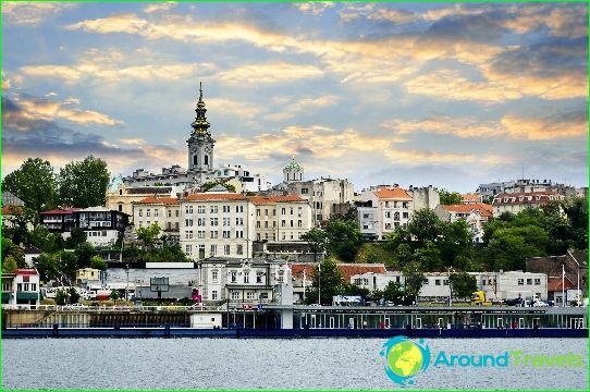 Tours in Belgrado