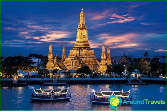 Почивки в Банкок
