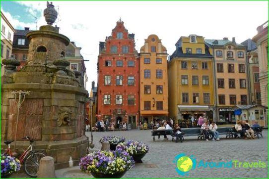Обиколки до Стокхолм