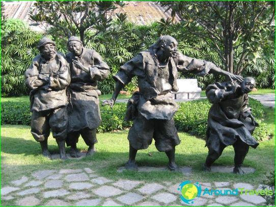 Обиколки в Гуанджоу