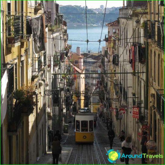 Lissabon in 1 dag