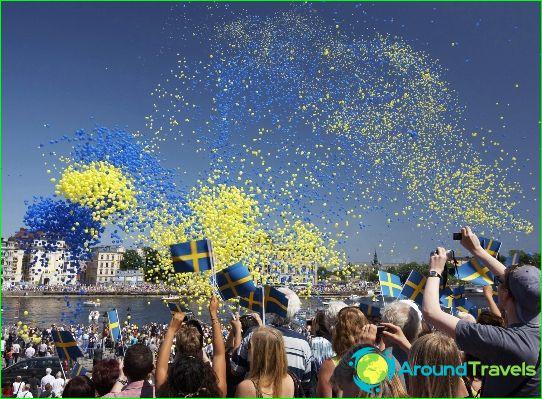 العطل في السويد