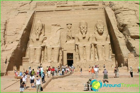 Toerisme in Egypte