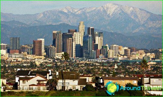 Обиколки в Лос Анджелис