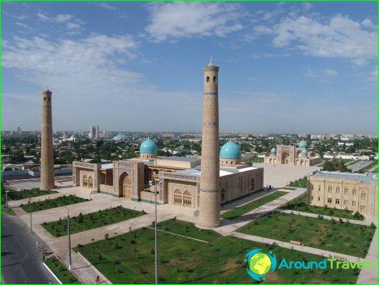Tours in Tasjkent