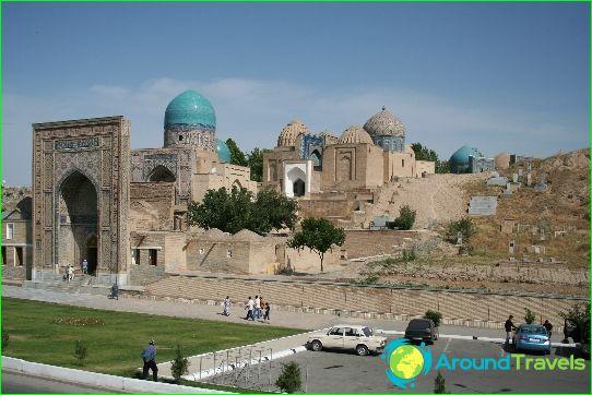 Tours in Samarkand