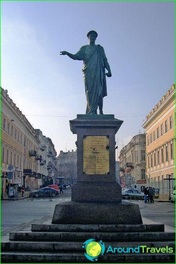 Tours naar Odessa
