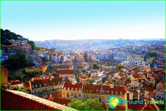 Обиколки в Лисабон