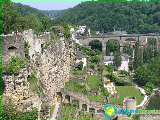 Tours in Luxemburg
