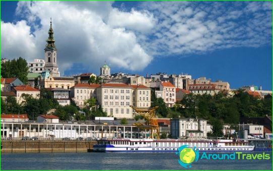 Туризъм в Сърбия