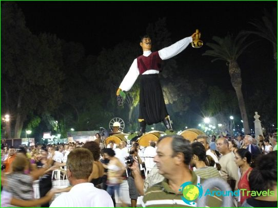 Kyproksen lomat