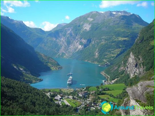Toerisme in Noorwegen