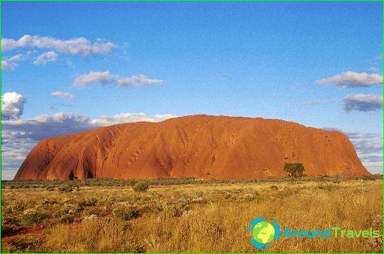 Turismi Australiassa