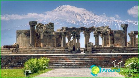 Armenian matkailu