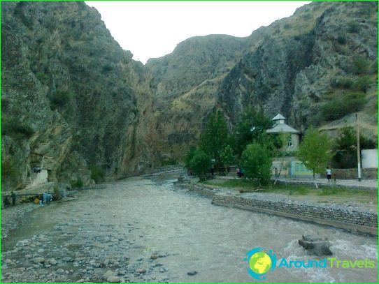 Matkailu Uzbekistanissa