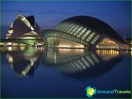 Vakantie in Valencia