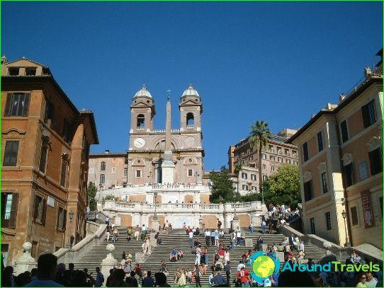 Lomat Roomassa