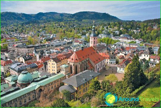 Vakantie in Baden-Baden