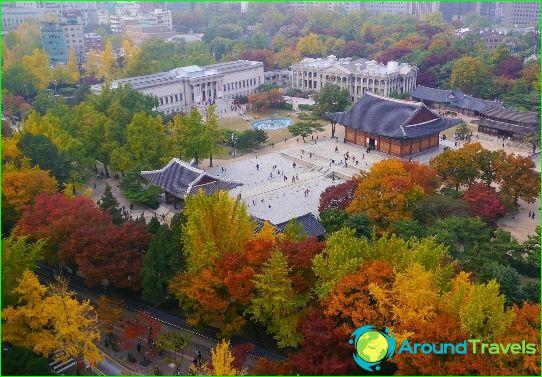 Vakantie in Seoul