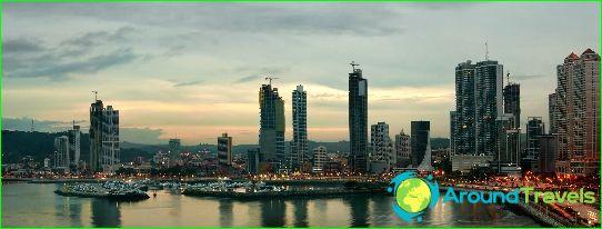 Почивка в Панама