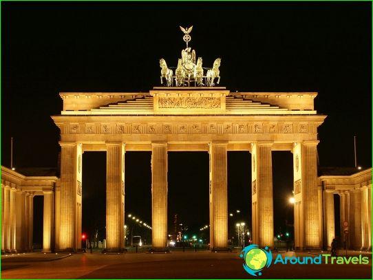 Vakantie in Berlijn