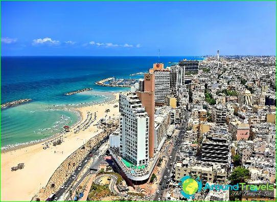 العطل في تل أبيب