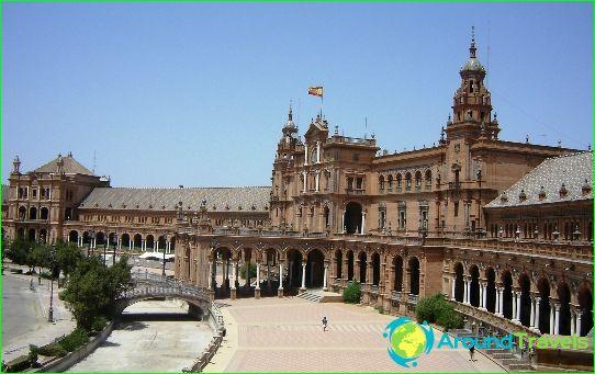 Tours in Sevilla