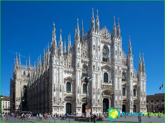 العطل في ميلانو