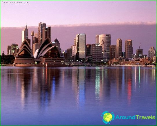 Retket Sydneyssä