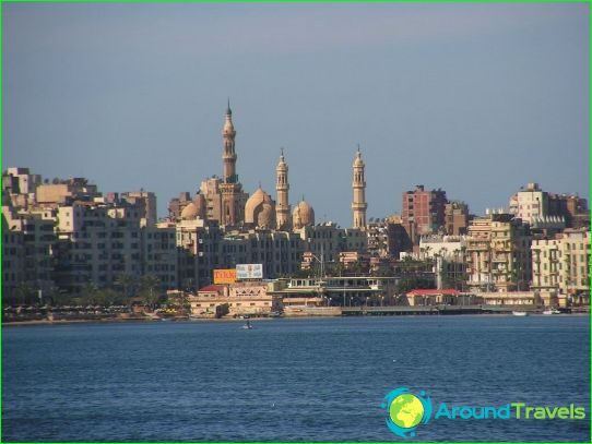 Tours à Alexandrie
