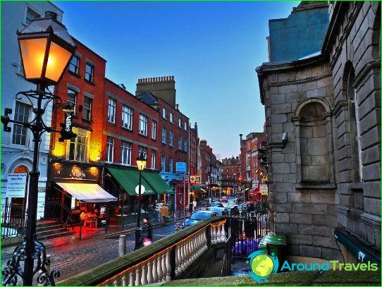 Retket Dublinissa