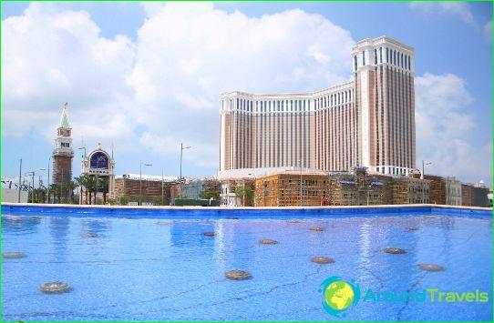 Tours in Macau