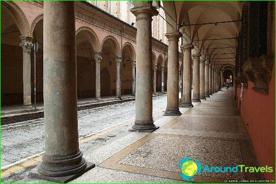 Обиколки в Болоня