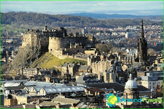 Tours in Edinburgh