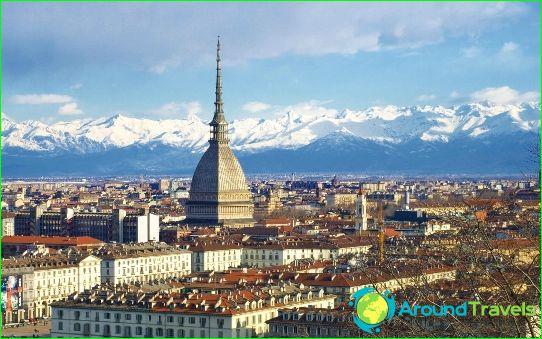 Retket Torinossa