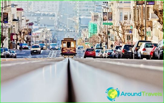 جولات في سان فرانسيسكو