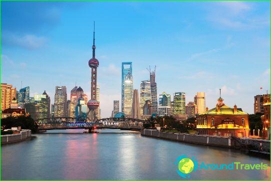 العطل في شنغهاي