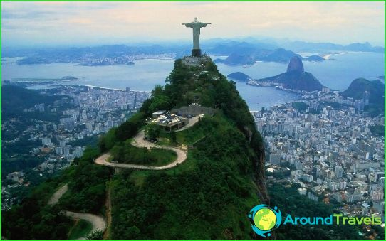Brazilië Toerisme