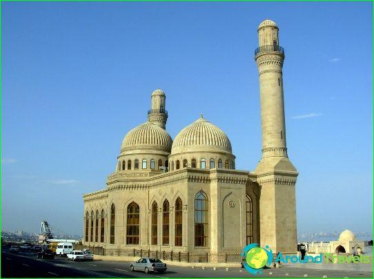 Toerisme in Azerbeidzjan