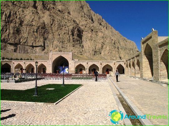 Toerisme in Iran