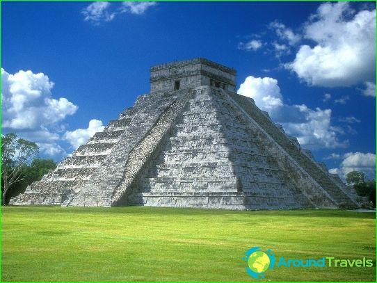 Meksikon matkailu