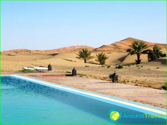 Vakantie in Marokko in maart