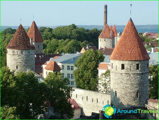 Туризъм в Естония