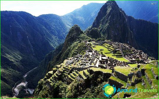 Tours naar Machu Picchu