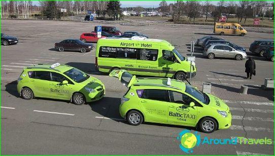 Taksi Riiassa